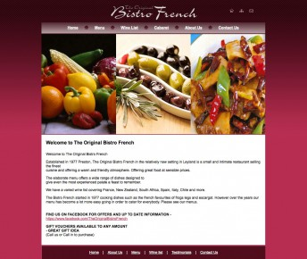 Bistro French