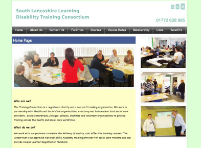 South Lancashire Learning Disability Training Consortium