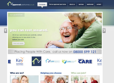 Approved Care Homes